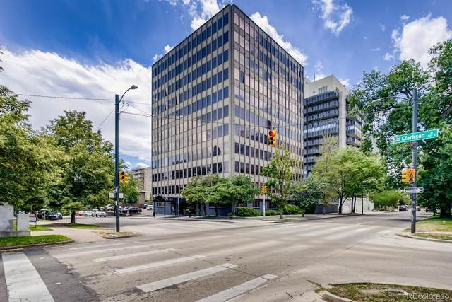 789 Clarkson Street #205, Denver, CO 80218 (MLS #3978732) :: 8z Real Estate