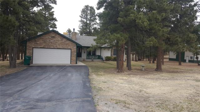 37344 Timber Drive, Elizabeth, CO 80107 (#3978956) :: The Galo Garrido Group