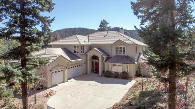 32240 Blue Springs Drive, Evergreen, CO 80439 (#3979131) :: The Heyl Group at Keller Williams