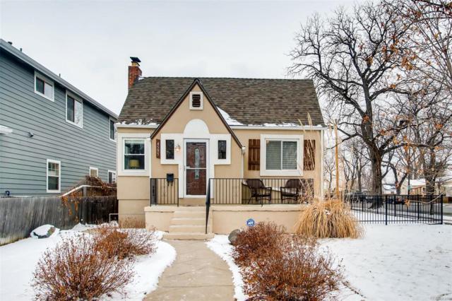 4595 Perry Street, Denver, CO 80212 (#3980035) :: House Hunters Colorado