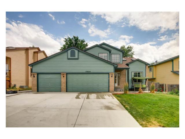 17824 E Loyola Avenue, Aurora, CO 80013 (MLS #3980365) :: 8z Real Estate
