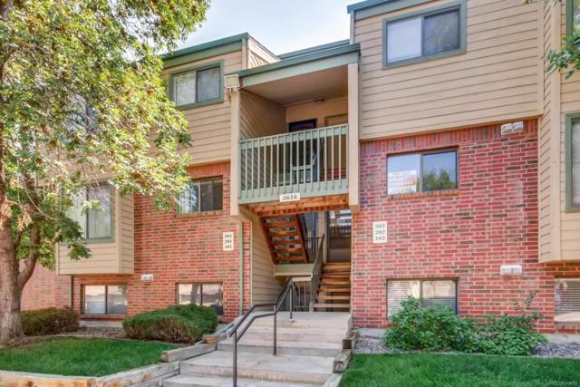 3616 S Depew Street #301, Lakewood, CO 80235 (#3980418) :: Bring Home Denver