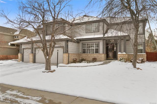 16481 Parkside Drive, Parker, CO 80134 (#3981020) :: Bring Home Denver