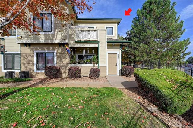 8707 E Florida Avenue #110, Denver, CO 80247 (#3981051) :: Berkshire Hathaway HomeServices Innovative Real Estate