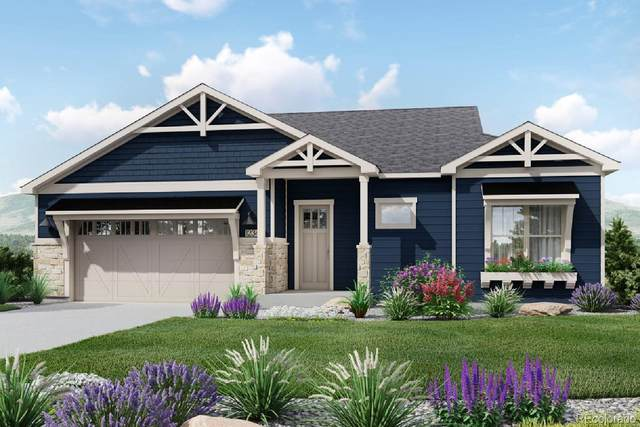 10258 W Coal Mine Place, Littleton, CO 80127 (MLS #3981564) :: 8z Real Estate