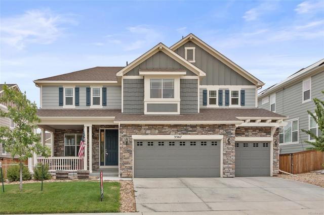 3367 E 142nd Drive, Thornton, CO 80602 (MLS #3981670) :: 8z Real Estate