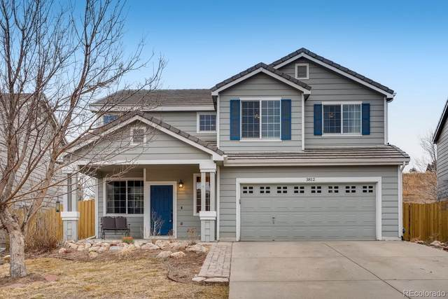 3812 S Torreys Peak Drive, Superior, CO 80027 (#3982097) :: The Griffith Home Team