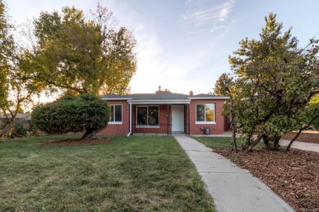 2659 N Garfield Street, Denver, CO 80205 (#3982268) :: The HomeSmiths Team - Keller Williams