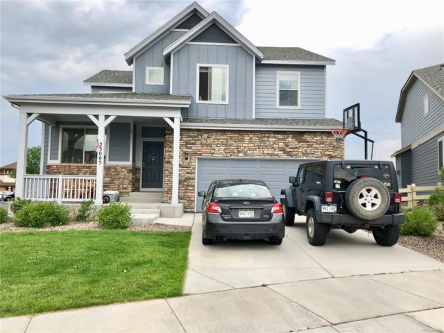 23005 York Avenue, Parker, CO 80138 (#3983131) :: The Pete Cook Home Group