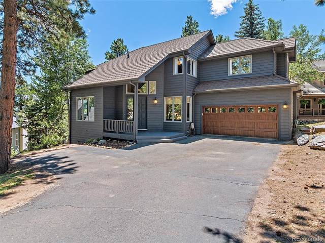 29952 Troutdale Ridge Road, Evergreen, CO 80439 (#3983139) :: The DeGrood Team