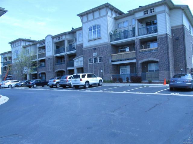 3890 S Dayton Street #205, Aurora, CO 80014 (MLS #3983230) :: 8z Real Estate