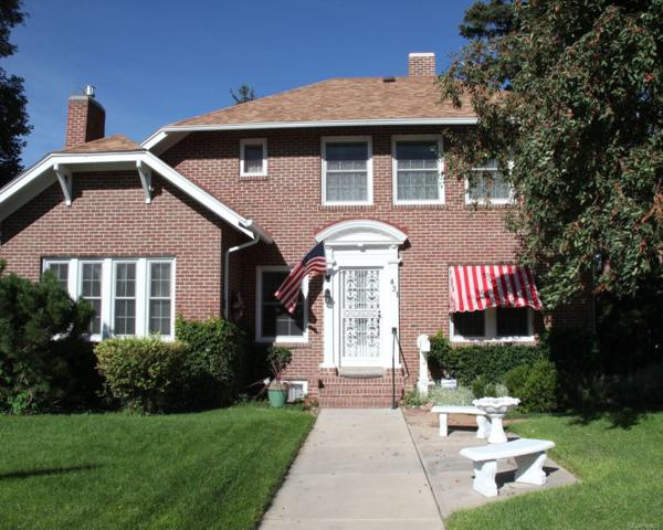 431 Sherman Street, Fort Morgan, CO 80701 (#3983467) :: The Galo Garrido Group