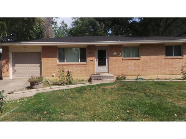 2644 15th Avenue, Greeley, CO 80631 (MLS #3983602) :: 8z Real Estate
