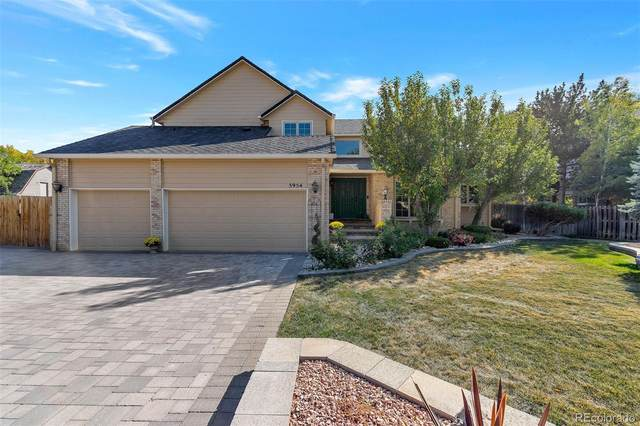 5954 Wood Sorrel Way, Littleton, CO 80123 (MLS #3983744) :: Neuhaus Real Estate, Inc.