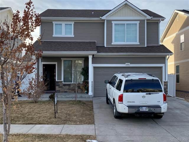 5537 Malta Street, Denver, CO 80249 (#3983878) :: The Gilbert Group