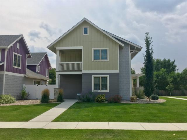 255 Urban Prairie Street A, Fort Collins, CO 80524 (#3983886) :: The Peak Properties Group
