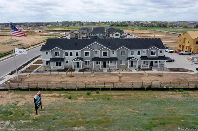 16816 E 118th Drive A, Commerce City, CO 80022 (MLS #3984440) :: Bliss Realty Group