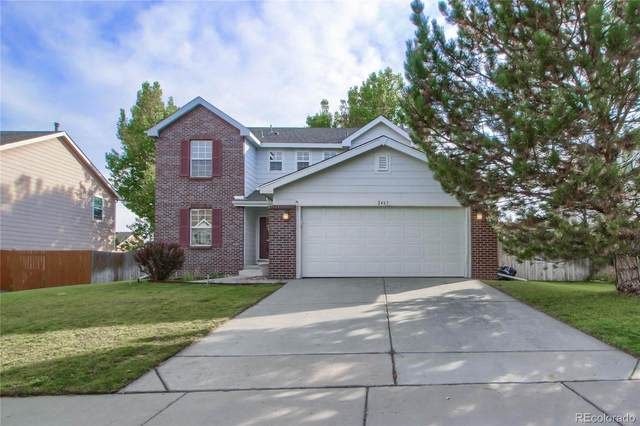 2463 S Ensenada Way, Aurora, CO 80013 (#3984504) :: Re/Max Structure