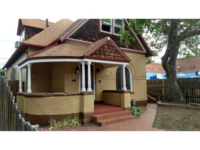 35 W Irvington Place, Denver, CO 80223 (MLS #3984545) :: 8z Real Estate