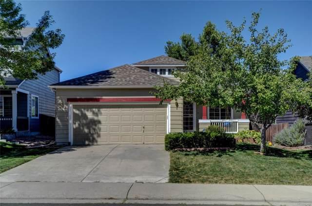 8719 Starwood Lane, Parker, CO 80134 (#3984745) :: The Peak Properties Group