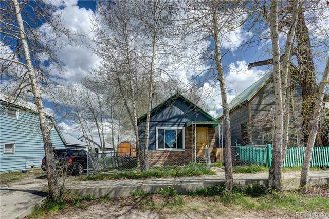 408 E 8th Street, Leadville, CO 80461 (#3985356) :: Wisdom Real Estate