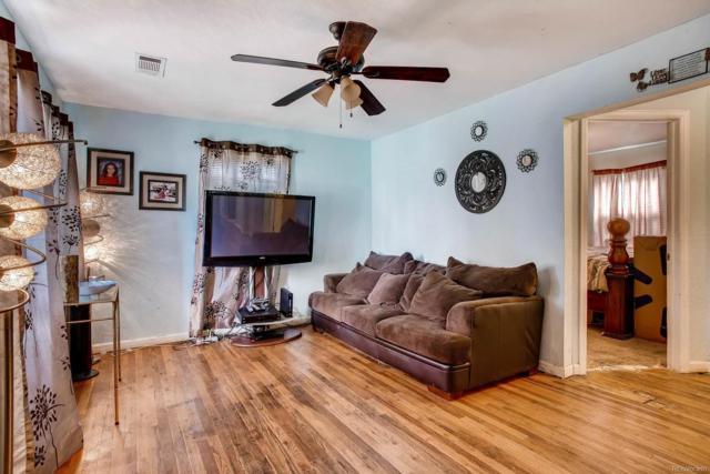 1320 S Xavier Street, Denver, CO 80219 (#3985777) :: Sellstate Realty Pros
