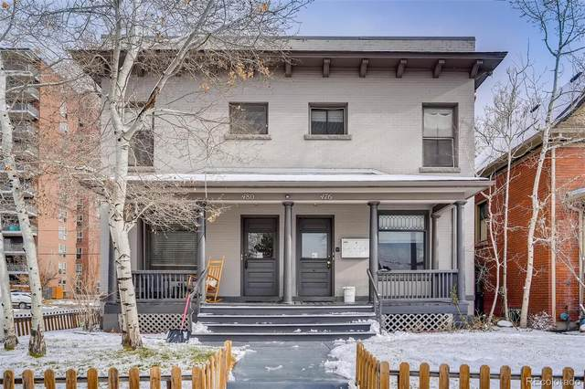 476-480 N Washington Street, Denver, CO 80203 (#3985890) :: The Colorado Foothills Team | Berkshire Hathaway Elevated Living Real Estate