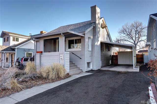 4146 Ames Street, Denver, CO 80212 (#3985968) :: The Gilbert Group