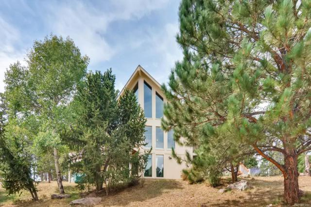 2835 Pebble Beach Lane, Evergreen, CO 80439 (#3986033) :: The Griffith Home Team