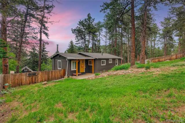 57 Lookout Mountain Road, Golden, CO 80401 (#3986106) :: The Gilbert Group