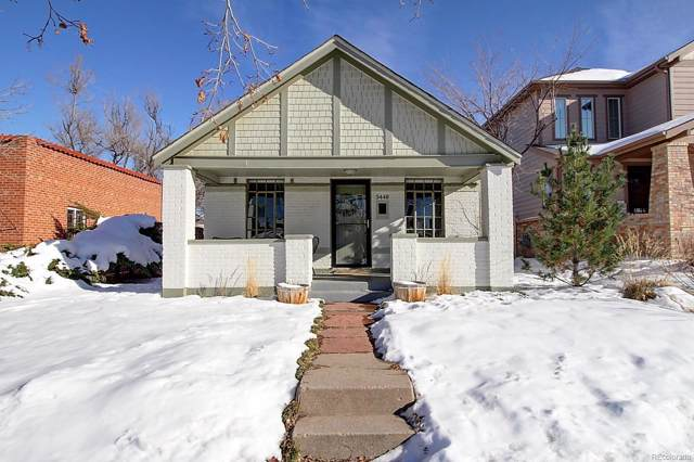 3448 N Columbine Street, Denver, CO 80205 (MLS #3986386) :: 8z Real Estate