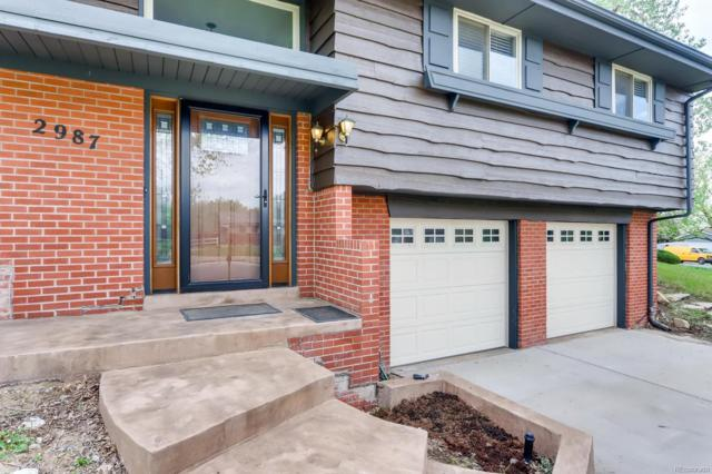 2987 Routt Circle, Lakewood, CO 80215 (#3986417) :: Real Estate Professionals