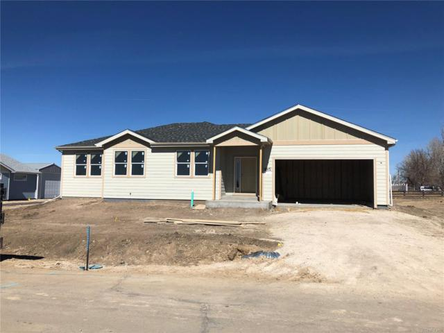 345 Foxtail Drive, Hudson, CO 80642 (#3986673) :: The Peak Properties Group