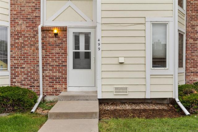 8126 Gray Court #499, Arvada, CO 80003 (MLS #3986865) :: 8z Real Estate