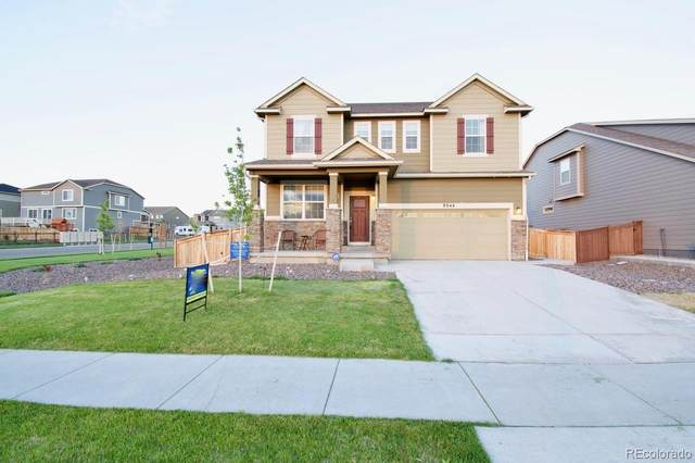 9344 Pitkin Street, Commerce City, CO 80022 (MLS #3987188) :: 8z Real Estate
