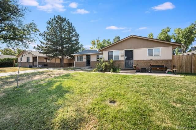 16628 E 13th Avenue, Aurora, CO 80011 (#3987364) :: Symbio Denver