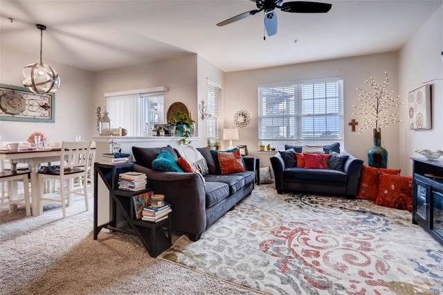 12814 Ironstone Way #202, Parker, CO 80134 (#3987392) :: The DeGrood Team