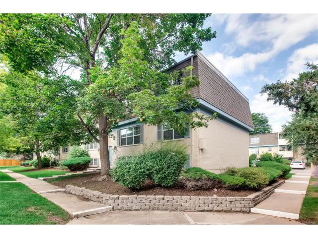 9320 E Girard Avenue #3, Denver, CO 80231 (MLS #3987788) :: 8z Real Estate