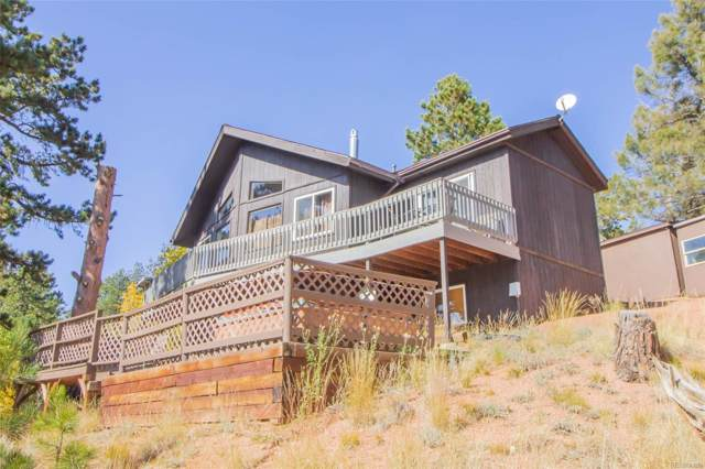 190 Pinon Lane, Florissant, CO 80816 (#3987805) :: The DeGrood Team