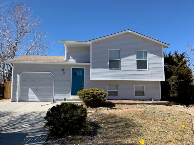 1483 S Biscay Court, Aurora, CO 80017 (#3987909) :: The Galo Garrido Group