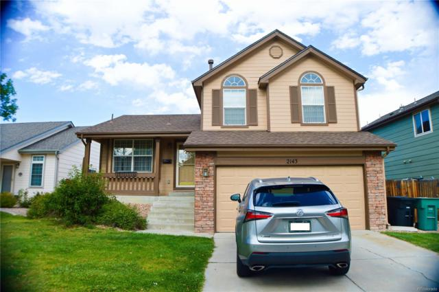 2143 E 97th Place, Thornton, CO 80229 (MLS #3988498) :: 8z Real Estate