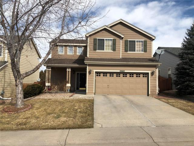 20465 E Lehigh Place, Aurora, CO 80013 (#3988850) :: James Crocker Team