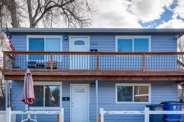 1860 W Mosier Place, Denver, CO 80223 (MLS #3988928) :: Keller Williams Realty