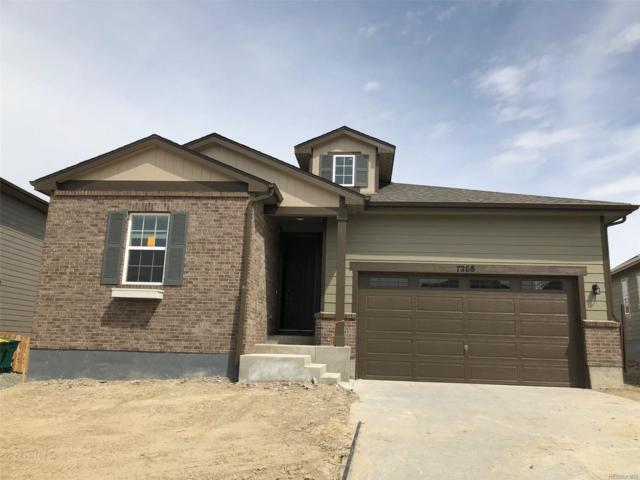 7268 S Scottsburg Way, Aurora, CO 80016 (#3989315) :: Bring Home Denver with Keller Williams Downtown Realty LLC