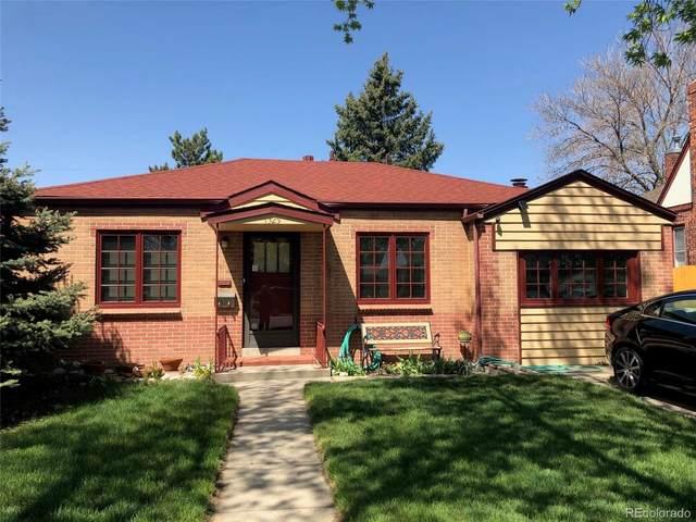 1325 S Pennsylvania Street, Denver, CO 80210 (#3989323) :: Bring Home Denver with Keller Williams Downtown Realty LLC