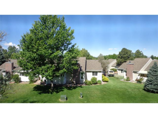 14000 E Linvale Place #207, Aurora, CO 80014 (MLS #3989446) :: 8z Real Estate