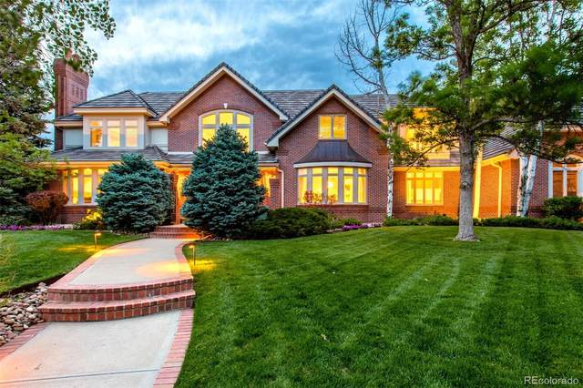 5 Cherry Hills Farm Court, Cherry Hills Village, CO 80113 (#3989635) :: The Harling Team @ Homesmart Realty Group