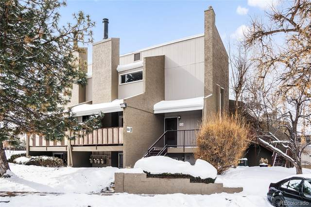 5300 E Cherry Creek South Drive #1113, Denver, CO 80246 (#3989879) :: James Crocker Team