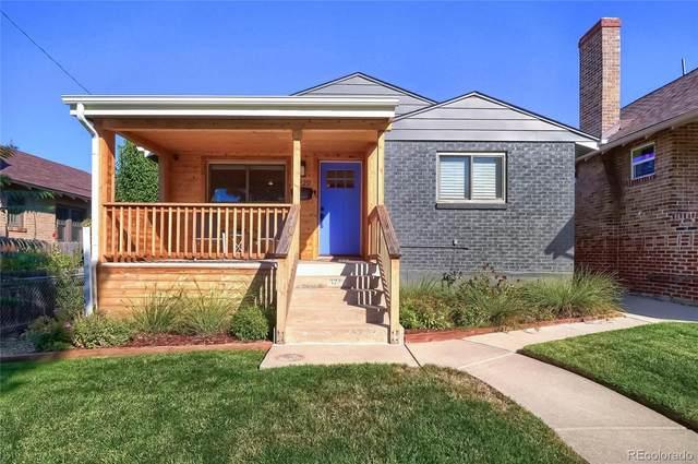 3220 N Fillmore Street, Denver, CO 80205 (#3990201) :: You 1st Realty