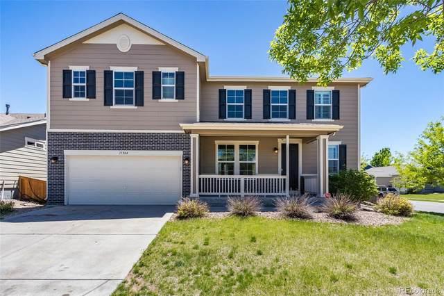 15904 E 124th Avenue, Commerce City, CO 80603 (#3990537) :: Wisdom Real Estate